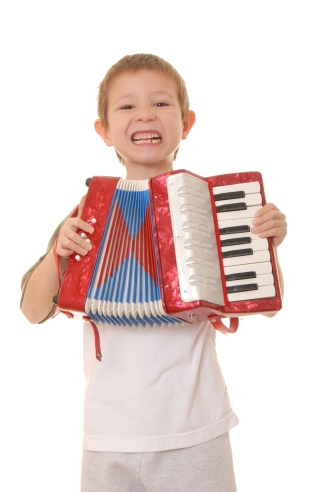 Accordion Boy