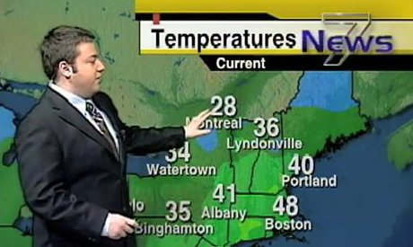 the four flavors of weather resume 171 the broadcast